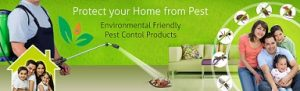 Pest control benefits